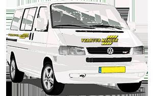 Personenbus VW Transporter